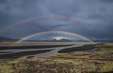 Double rainbow Iceland, © Jane Sydney