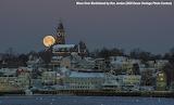 Moon Over Marblehead by Ken Jordan