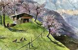Farm On The Hillside