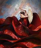 dancer-cigana flamenco