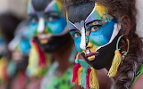 Colorful Parade Paint