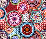 colours mandala