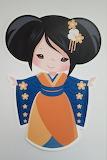 Kokeshi Doll 1