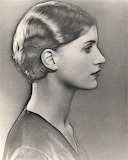 Man Ray, Lee Miller, solarized portrait, 1930