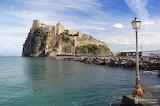 Puglia Italy Ischia castello aragonese