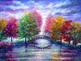 A bridge to cross, credit: annmariebone(dA)
