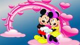 Mickey & Minnies Valentine's Day