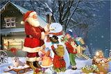 Building With Santa~
