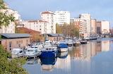 Port Saint-Sauveur at Toulouse.