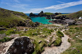 Path to Kynance Cove, Kernow