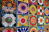 Colourful Tiles @ Pinterest...