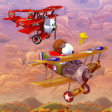 ^ Snoopy Vs The Red Baron