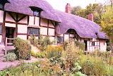 Tudor Design Thatched Roof Cottages
