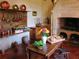 ☺♥ Renaissance kitchen, Chateau de Villandry...