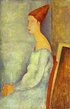 Amedeo Modigliani, Portrait de Jeanne Hébuterne, 1919