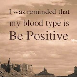Be-Positive-blood type