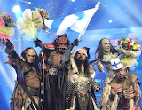Lordi, the Winner of the ESC 2006