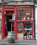 Wee Whisky Edinburgh Scotland