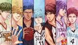 Anime Kuroko basketball