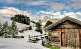 Pralongia - Dolomites