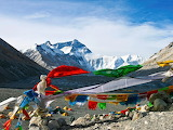 Mt Everest by Catherine Carr