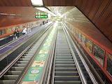 Estación de metro, Budapest