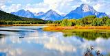 Grand Teton National Park Wyoming USA