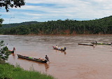 Tsiribihina River,Madagascar
