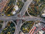 Denys Nevozhai - aerial view of city