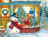 Frosty's Toy Box