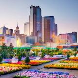 Downtown Dallas...