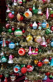 Old fashioned ornaments