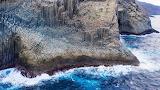 Los Órganos, La Gomera.Canary Islands