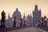 #Charles Bridge Prague Czech Republic Getty Image
