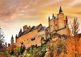 #Alcazar Fortress Segovia Spain