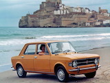 1969 Fiat 128