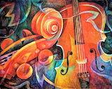 music for the eyes, Susanne Clark