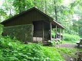 Mile 1277 Kirkridge Shelter