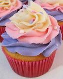 ^ Swirled cupcakes