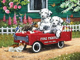 Fireman Friends - Kevin Walsh