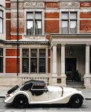 Mayfair London UK Car
