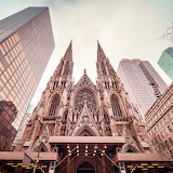 ☺ St.Patrick's Cathedral in New York...
