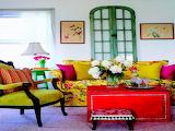 Retro-living-room-decorating-colorful-vintage-living-room