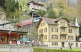 Alpnach Dorf, Alpnachstad, Pilatus Cog Railway