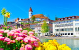 Thun lake -Switzerland