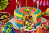 Mexican Pinata Cake