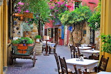 Chania old town restaurants
