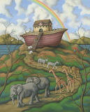Sign of the Rainbow - Paul Horton