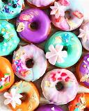#Vanilla Doughnuts