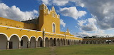 Yucatan Convent Mexico